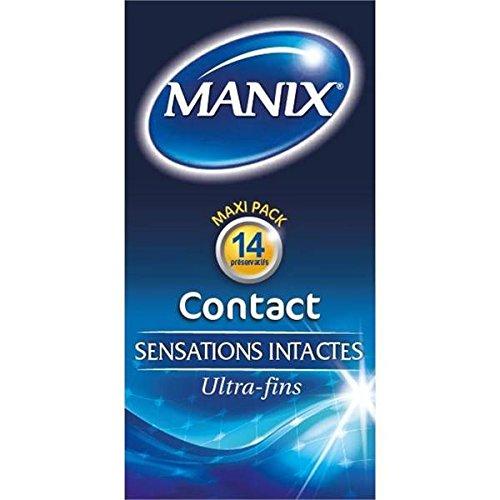 Manix-preservatifs-contact-x14-une-boite-0