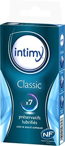 INTIMY-7-Prservatifs-classic-Prservatifs-Lubrifis-Avec-Rservoir-Surface-Lisse-Latex-de-Qualit-Suprieure-0